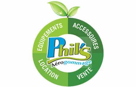 Phil's Aérogommage