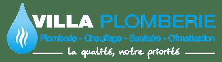 Villa Plomberie Logo